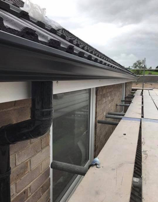 Fascia, Soffit & Guttering replacement – Barnoldswick, L